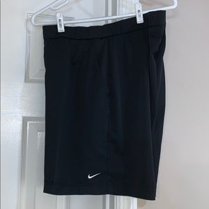 Nike FitDry flat front shorts